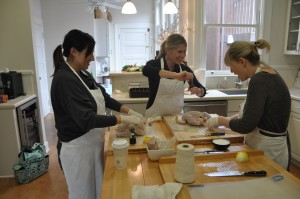Private Cooking Class for Moms